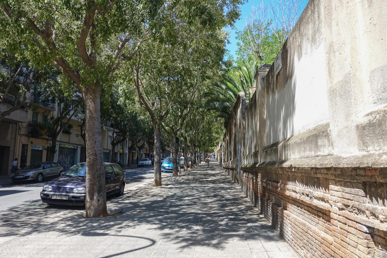 barcelona-1355-lopen-naar-parkguell
