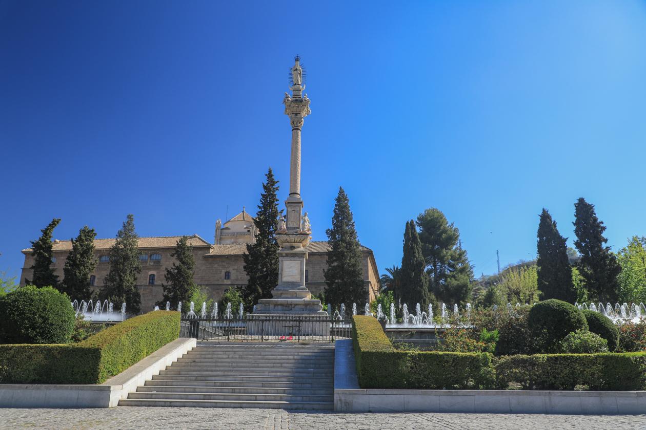 Granada in n dag de hoogtepunten van historisch granada for Jardines triunfo granada