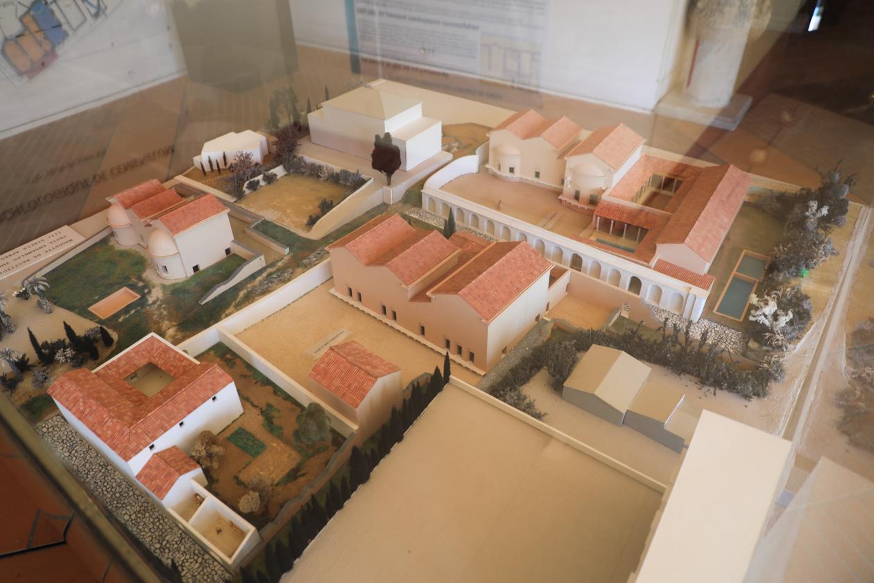 nice-1525-archeologisch-museum-maquette