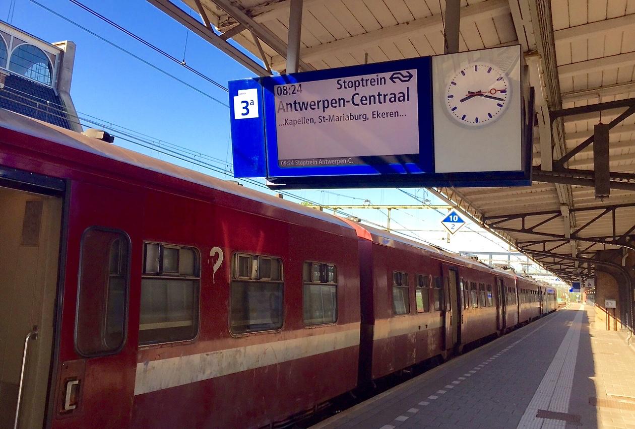 antwerpen-trein-roosendaal - 1