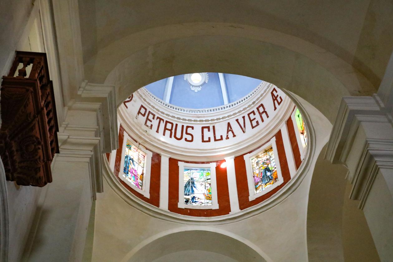 Sanctuario de San Pedro Claver kerk