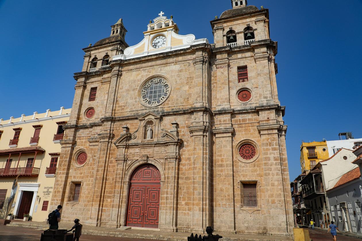 Sanctuario de San Pedro Claver