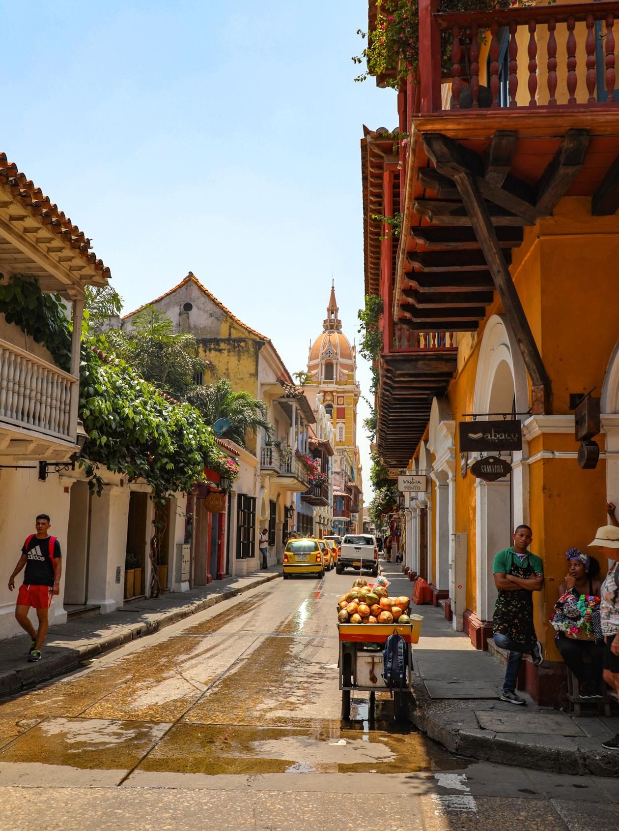 Calle de Los Santos de Piedra