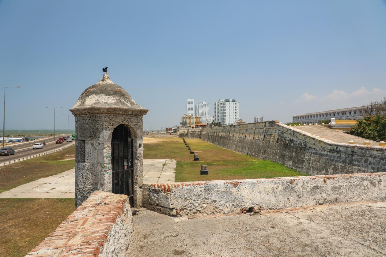 ommuring van Cartagena
