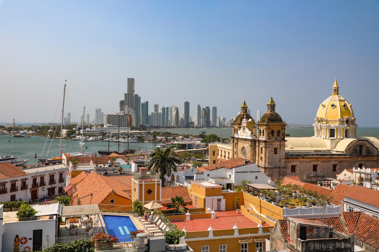 Beleef een dag in historisch Cartagena