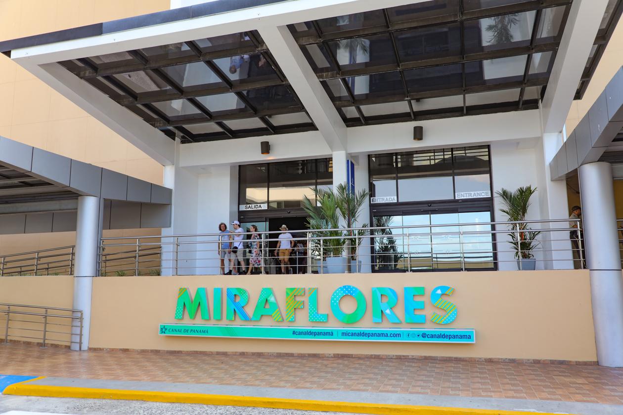 Miraflores Locks