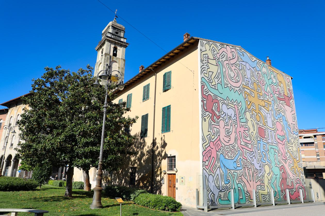 Tuttomondo van Keith Haring