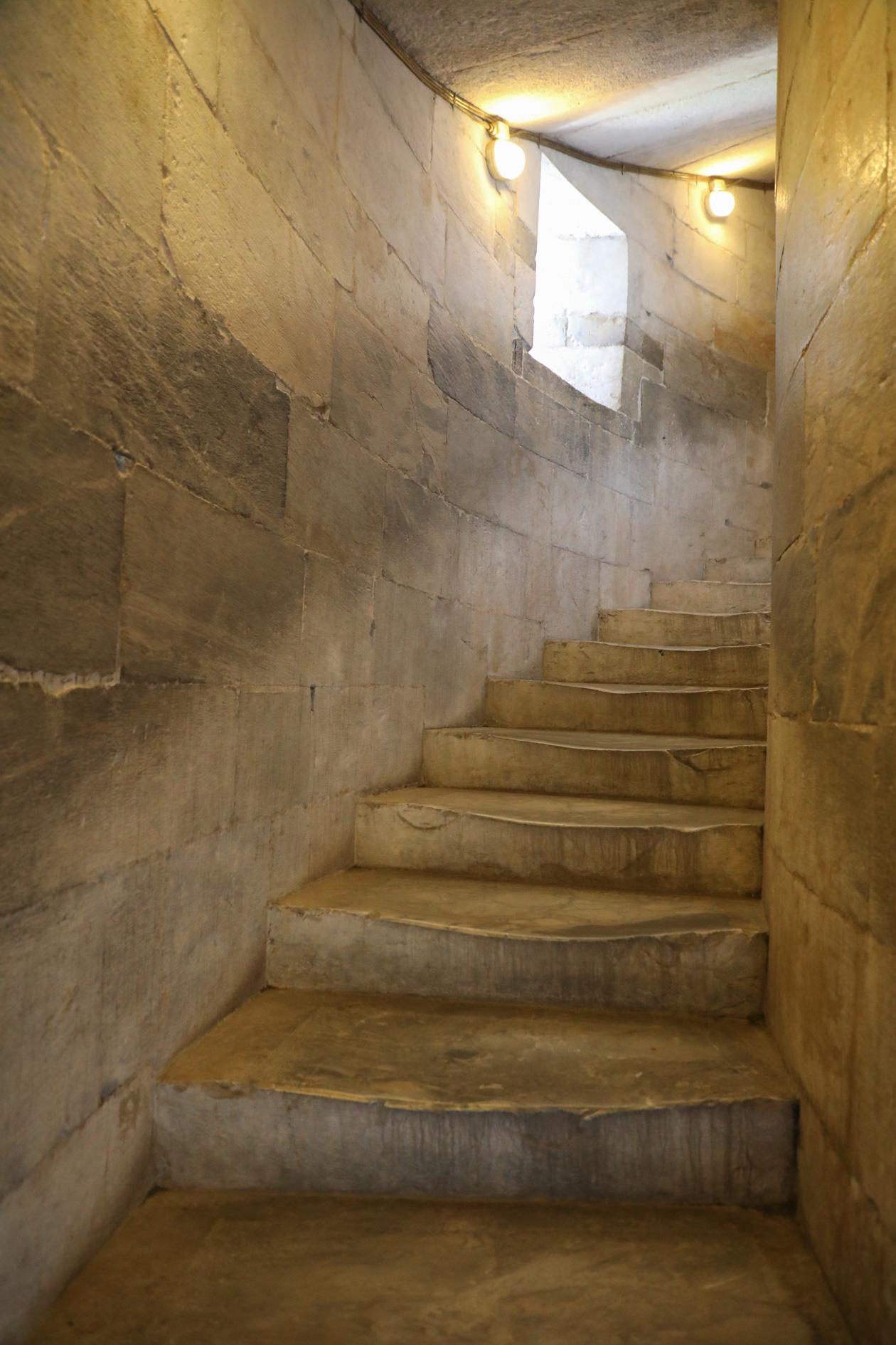De trappen