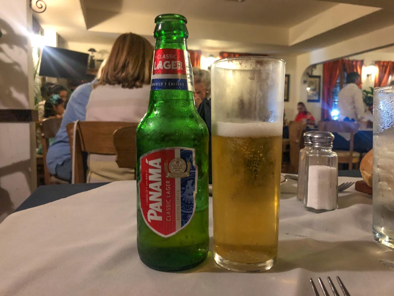 Panamá bier