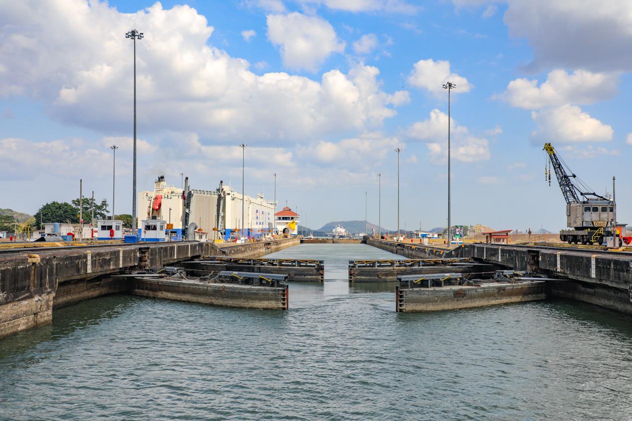 Panama in één dag: tocht door het Panamakanaal