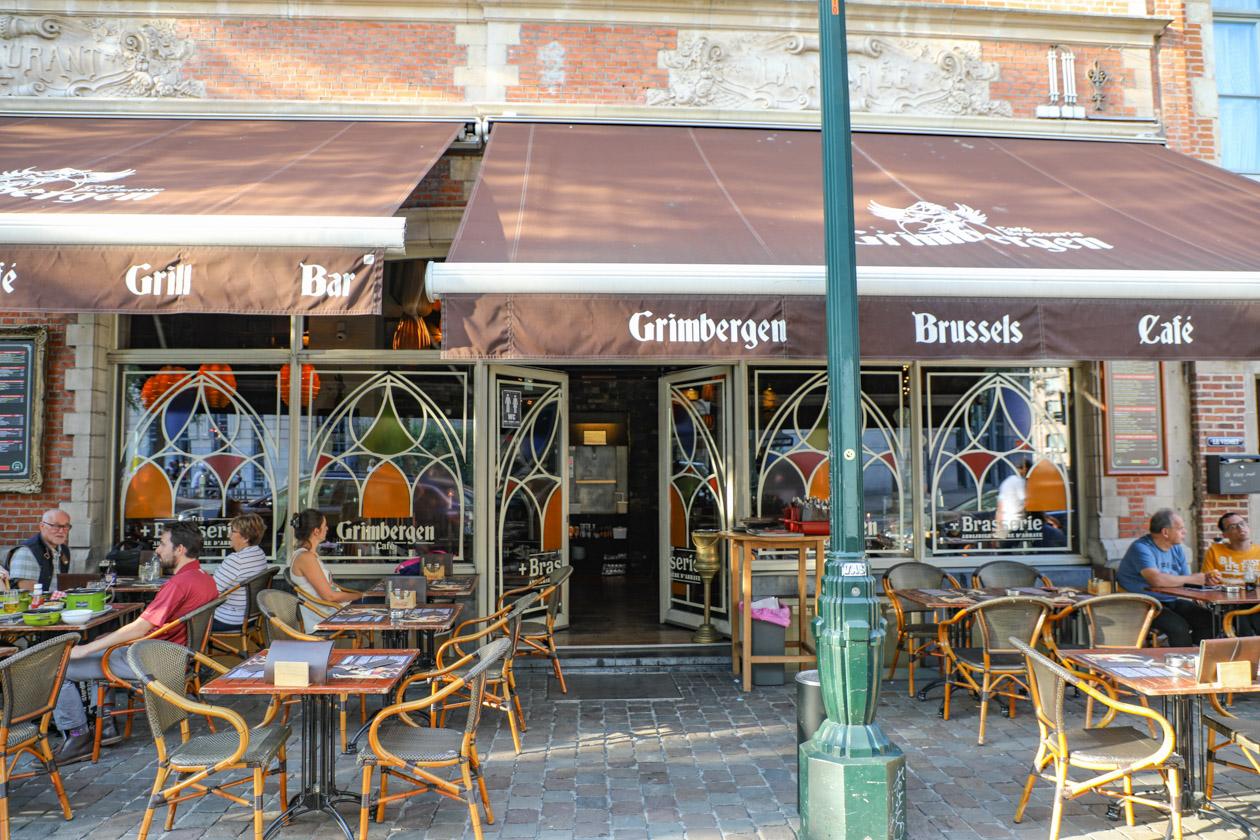Grimbergen Café
