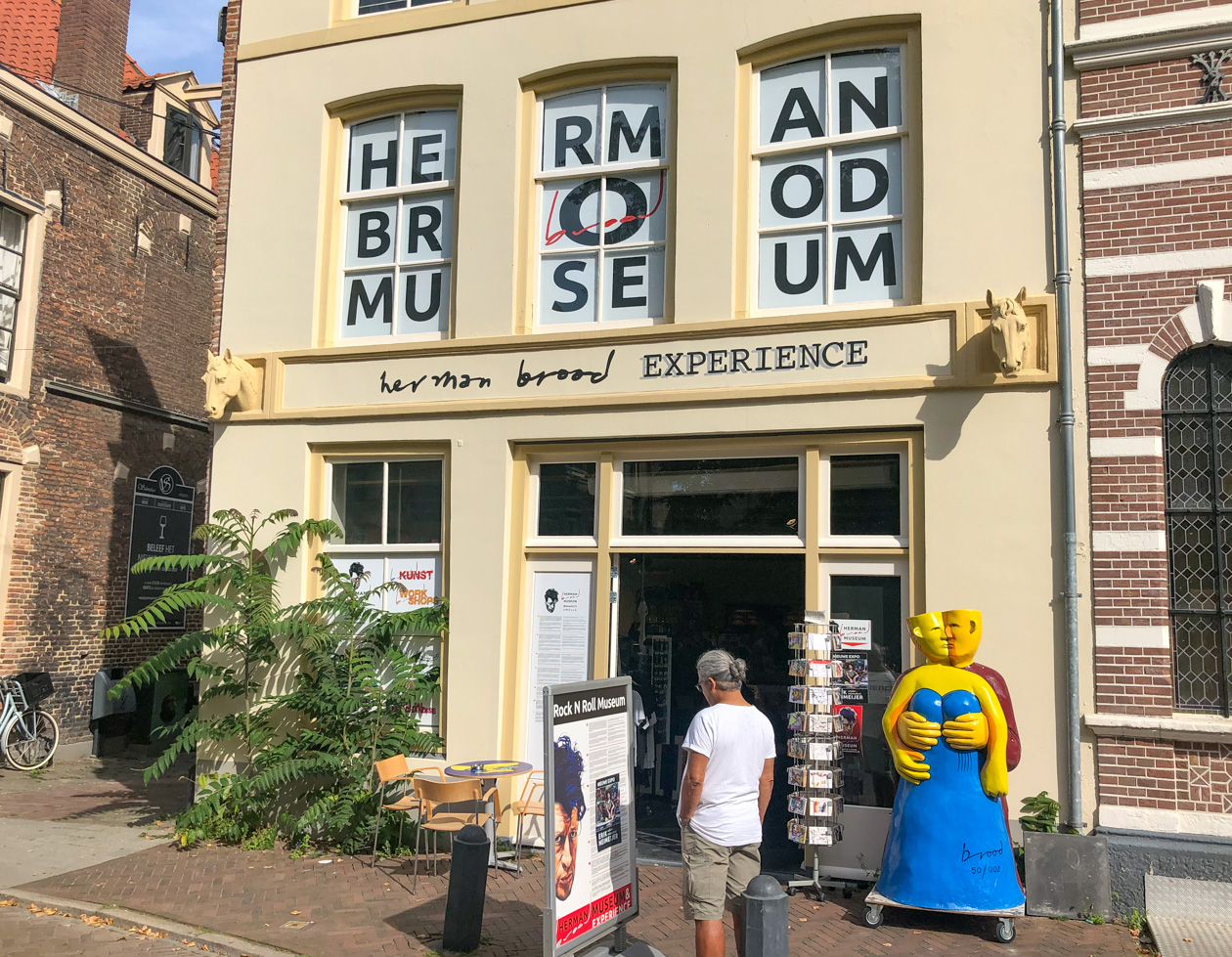 Herman Brood Museum