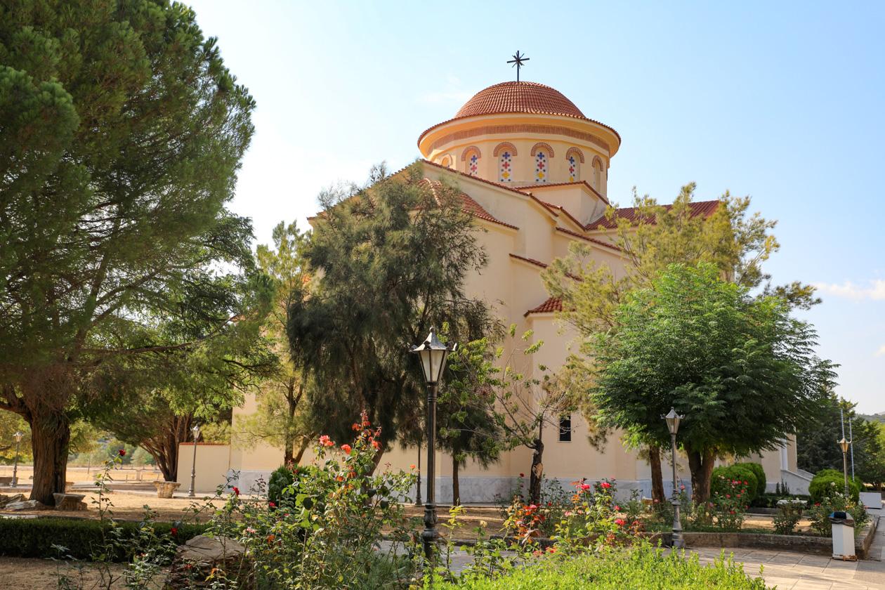 Agios Gerasimos klooster