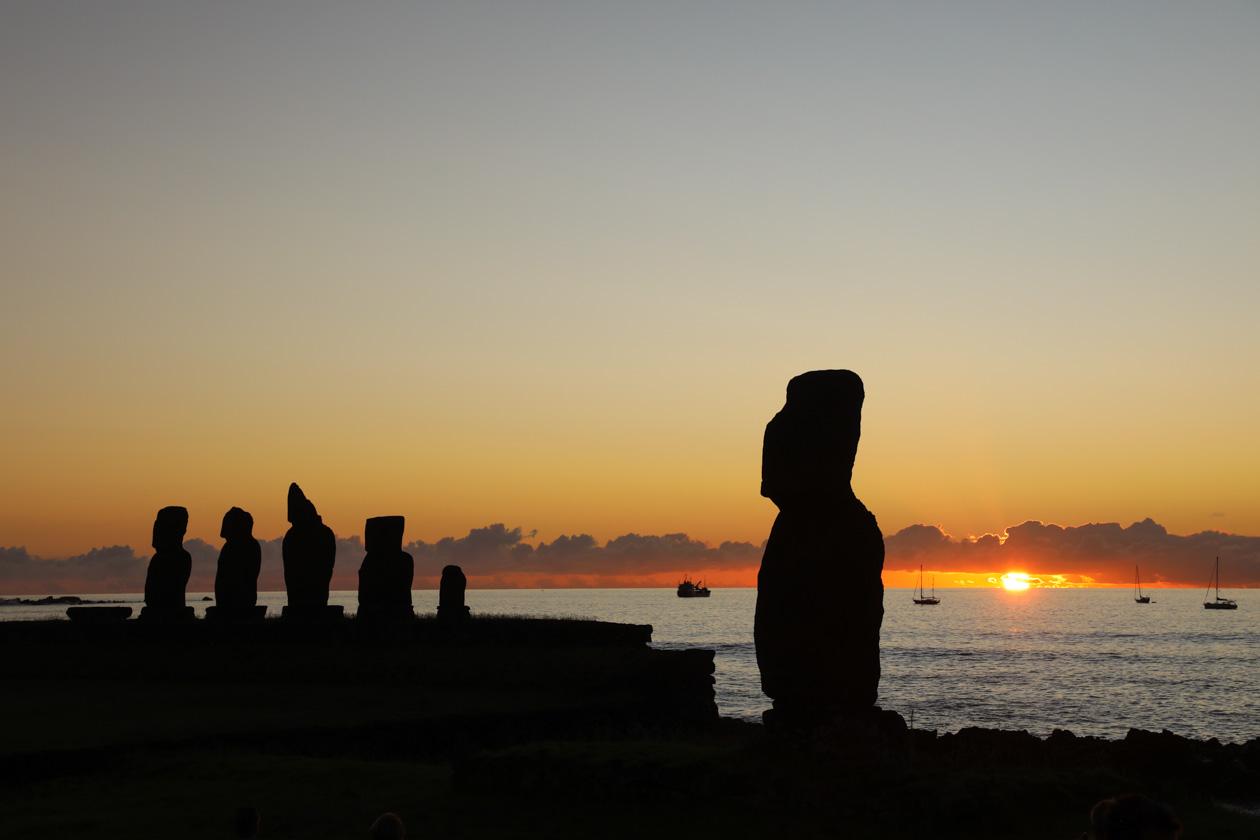 Paaseiland in één dag: mystiek Paaseiland