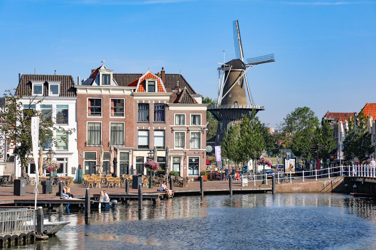 Leiden in één dag