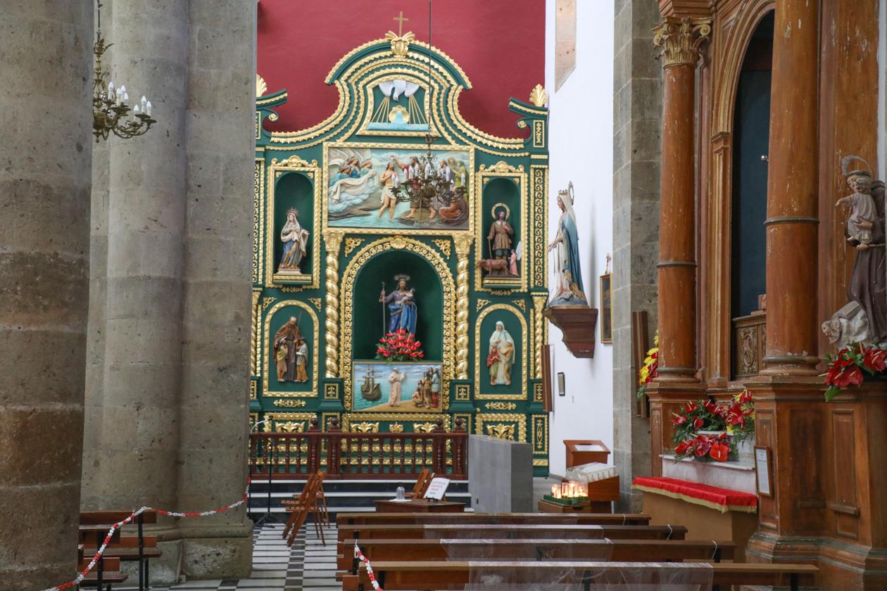 kerk van Agüimes