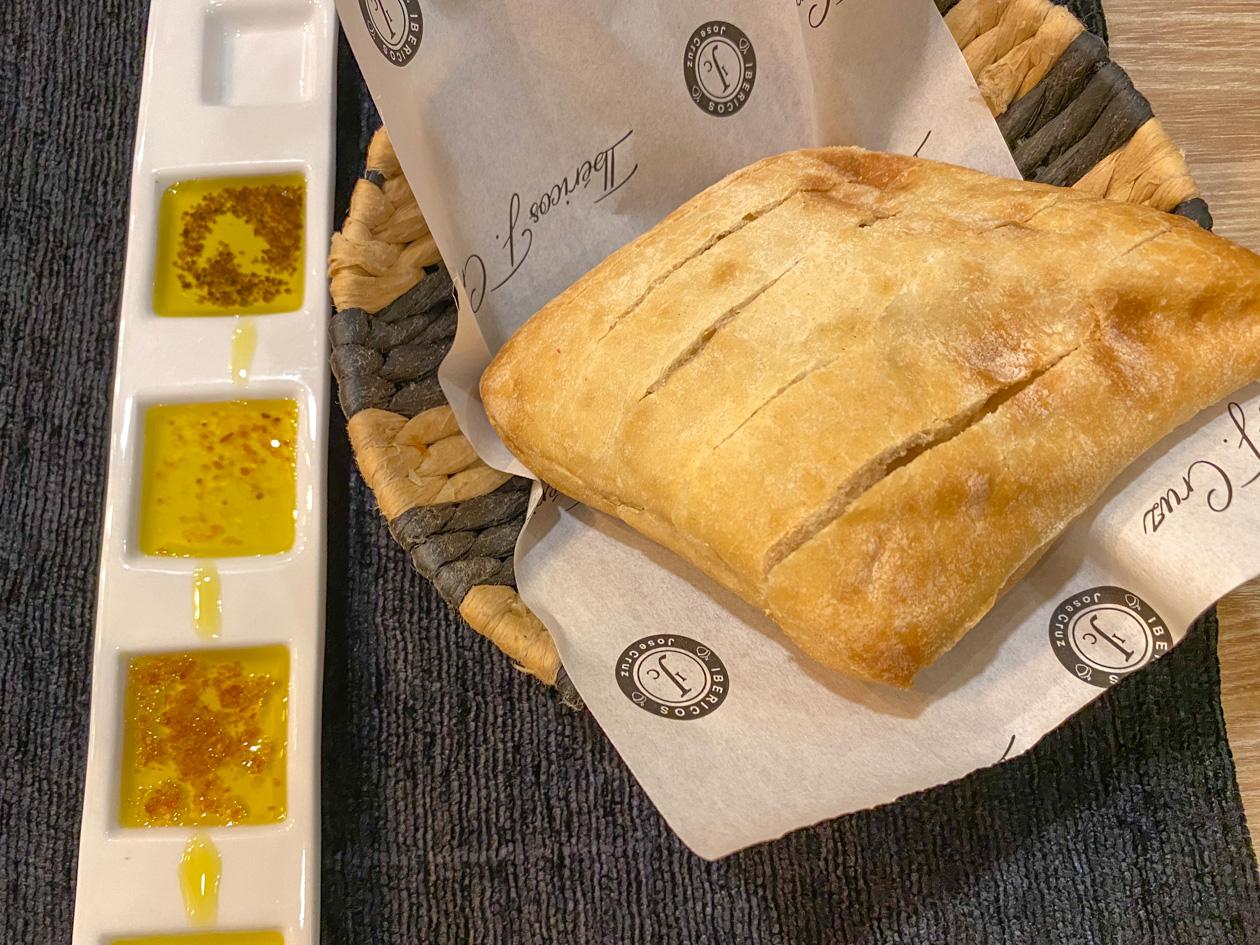 het warme luchtige brood met de 3 soorten zout